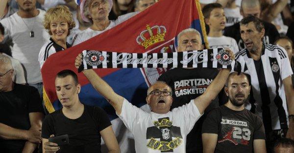 Tolgay'ın golü sonrasında kalp krizi geçiren Partizan taraftarı kurtarılamadı