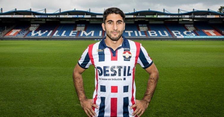Willem II farklı kazandı! Aras'tan asist...