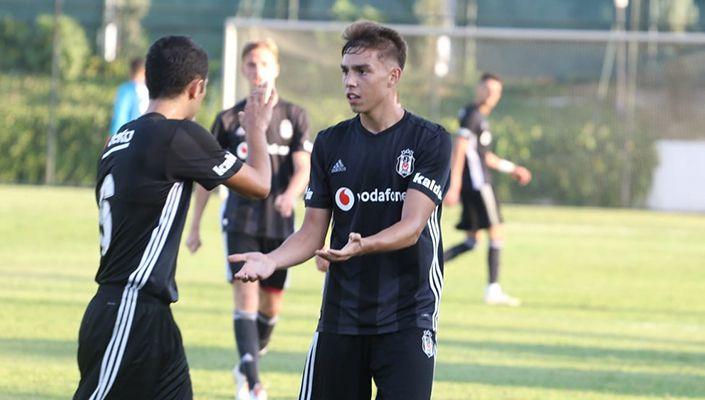 Beşiktaş U-21 Takımı Antalyaspor'u tek golle mağlup etti