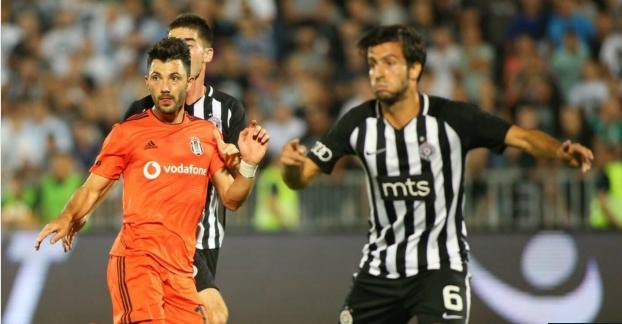 Partizan'ın Beşiktaş maçı programı belli oldu!