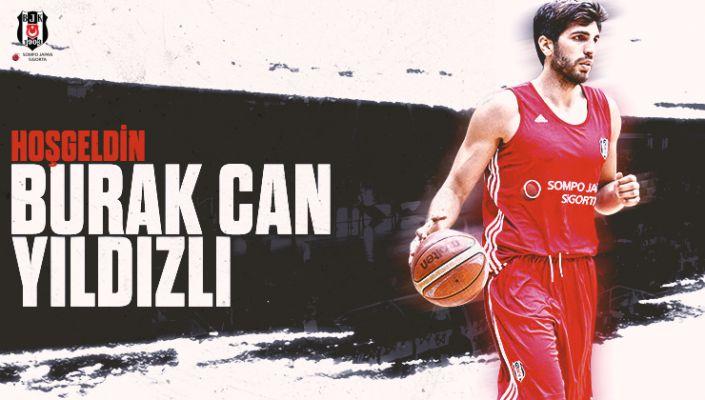 Burak Can Yıldızlı Beşiktaş Sompo Japan'da