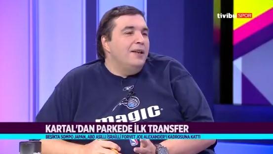 Kaan Kural, Beşiktaş Sompo Japan'ı değerlendirdi