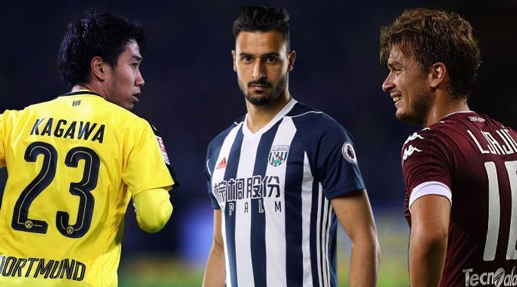 Beşiktaş'ın gündemi, Kagawa, Ljajic ve Chadli...