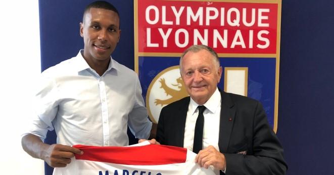 Lyon, Marcelo'nun sözleşmesini uzattı!
