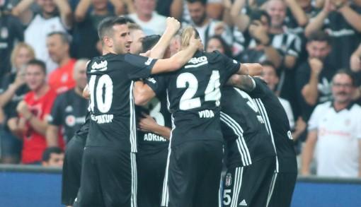 Beşiktaş, adını Avrupa Ligi'nde gruplara yazdırdı!
