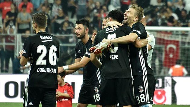 Beşiktaş, 8. kez grup aşamasında