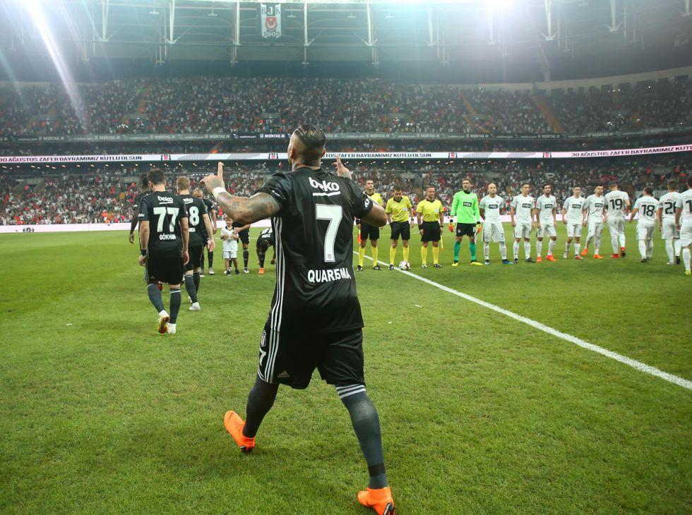 O alanda maçın en iyisi: Ricardo Quaresma!