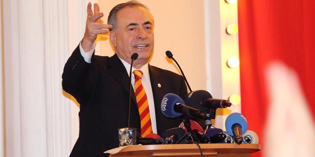 """Galatasaray Başkanı Mustafa Cengiz: Tebrik ediyorum Beşiktaş'ımızı"""""""