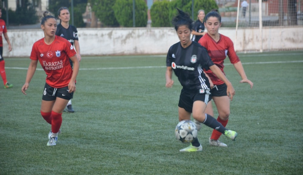 Beşiktaş Kadın Futbol Takımı, final maçını penaltılarla kaybetti