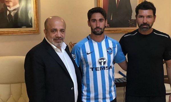 Adana Demirspor Orkan Çınar transferini bakın nasıl duyurdu