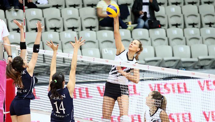 Beşiktaş Kadın Voleybol Takımının Balkan Kupası'ndaki rakipleri belli oldu