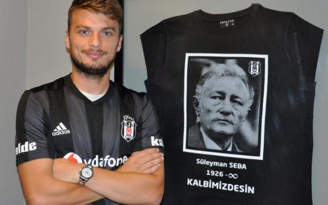 Sırbistan futbol federasyonu Ljajic'in Beşiktaş'a transferini duyurdu