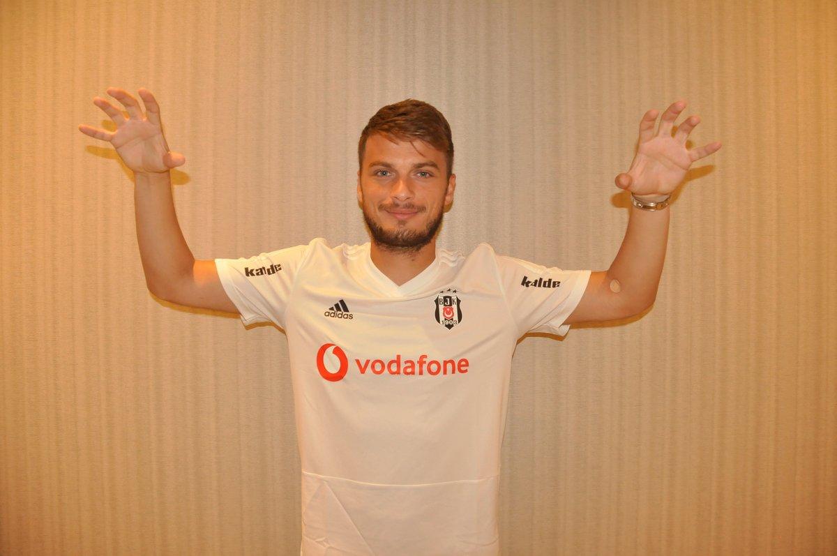 """Adem Ljajic: """"Hem Beşiktaş'ın hem de Milli takımın kartalıyım"""""""