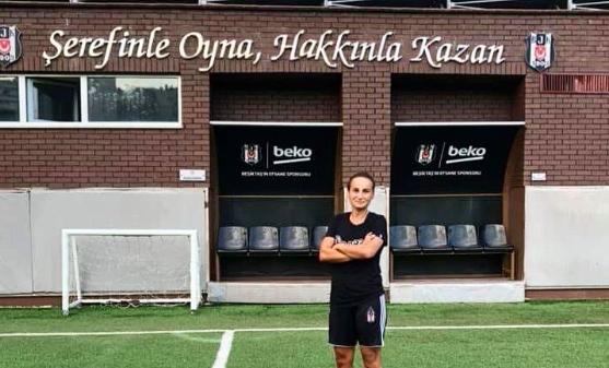BeşiktaşKadın Futbol Takımı Arzu Karabulut'u transfer etti