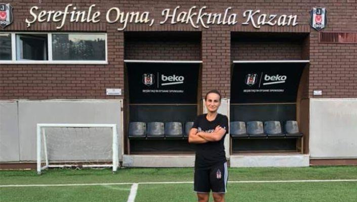 Arzu Karabulut Beşiktaş'ta