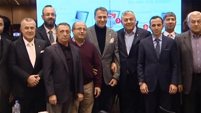 Beşiktaş'ta üniversite hazırlıkları sürüyor