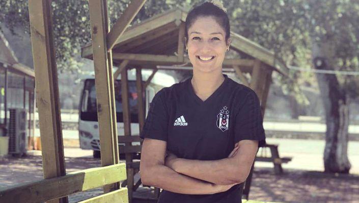 Fatma Şahin Beşiktaş'ta