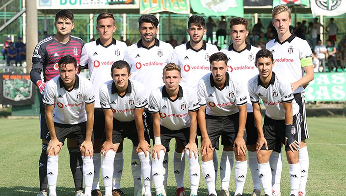 Bursaspor:1 Beşiktaş:1 (U-21)