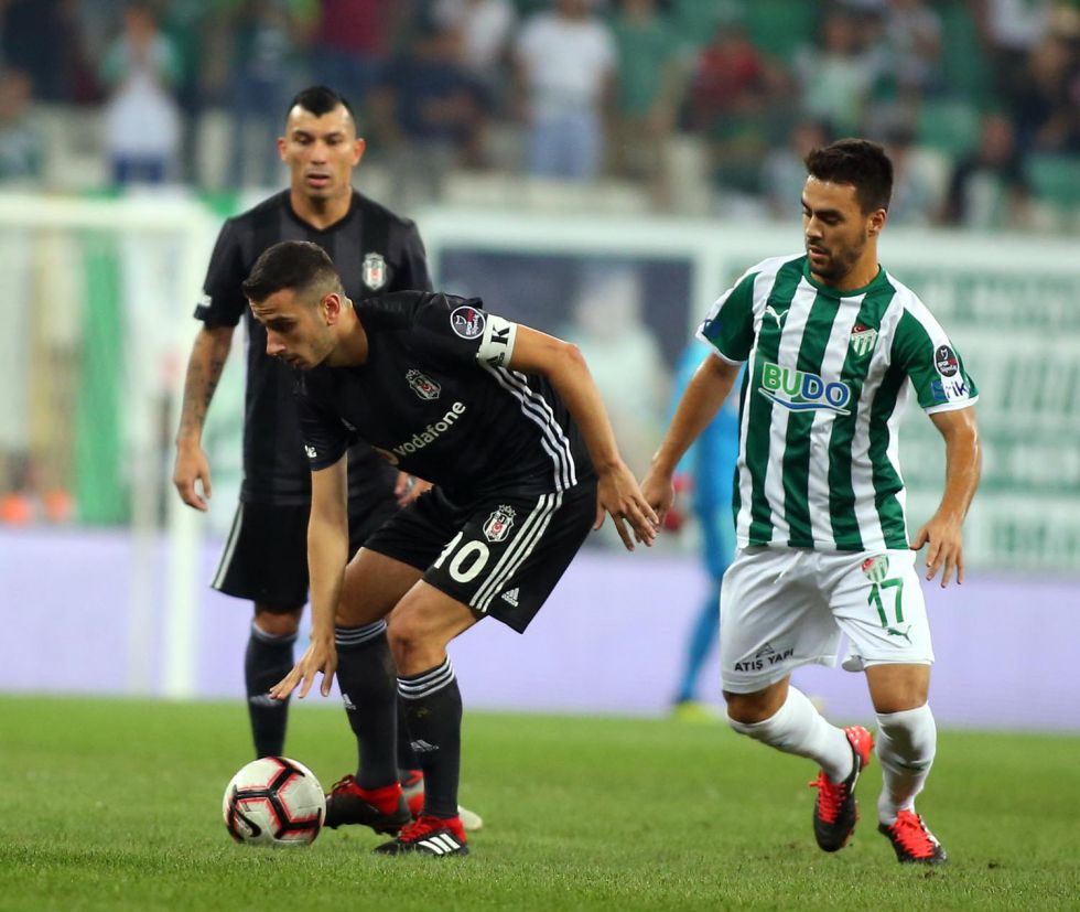 Beşiktaş'ın son 10 sezondaki ilk 4 hafta puanları