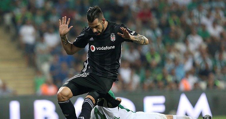 ÖZEL | Beşiktaş'ın Negredo'dan ne kadar kazanacağı belli oldu!