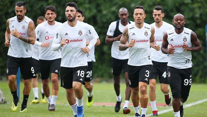 Beşiktaş'ta Yeni Malatyaspor maçı hazırlıkları başladı