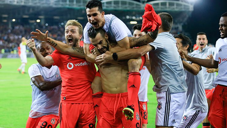 Beşiktaş'ta hedef Eylül'de 4 zafer
