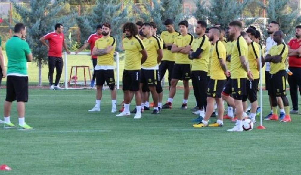 Yeni Malatyaspor Beşiktaş maçına hazırlanıyor