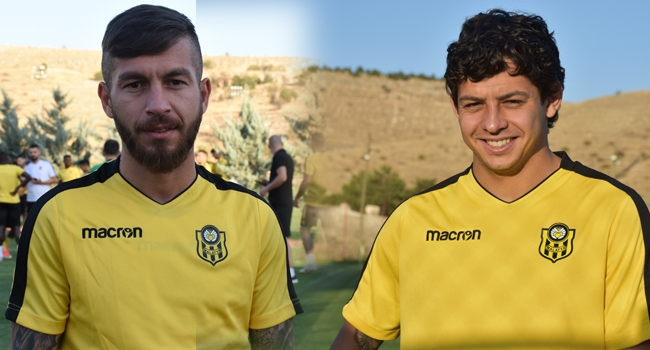 Adem ve Guilherme'den Beşiktaş açıklaması