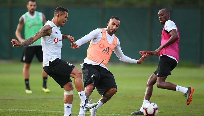Beşiktaş, Malatyaspor maçı hazırlıklarına devam ediyor