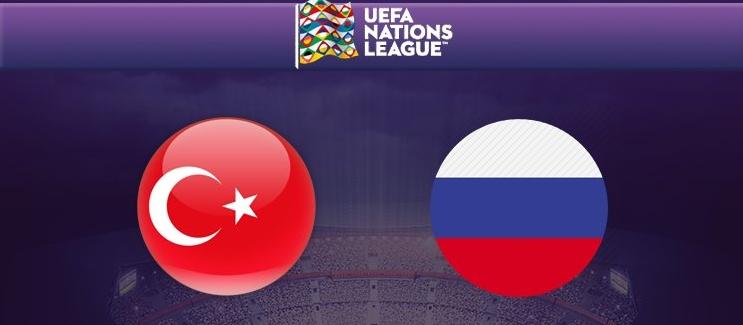 Türkiye - Rusya maçının 11'leri belli oldu! Oğuzhan...
