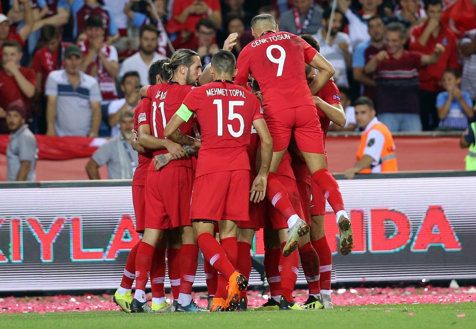 """Serdar Sarıdağ, Türkiye - Rusya maçını değerlendirdi: """"İkinci yarıdaki futbol, umut verdi."""""""
