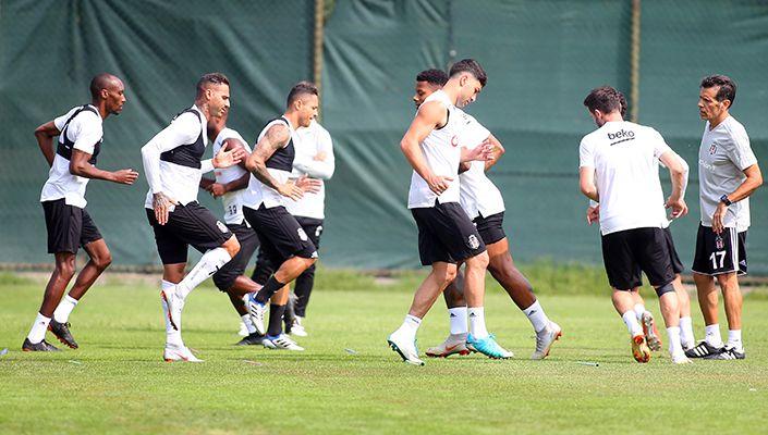 Beşiktaş'a durmak yok! Derbi hazırlıkları başlıyor
