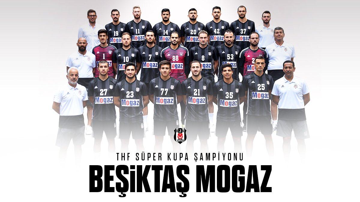 Şampiyon Beşiktaş Mogaz!