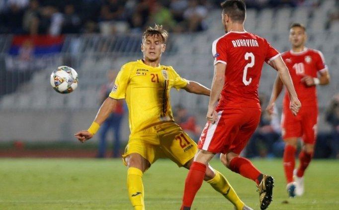 Sırbistan ile Romanya berabere kaldı! Ljajic...