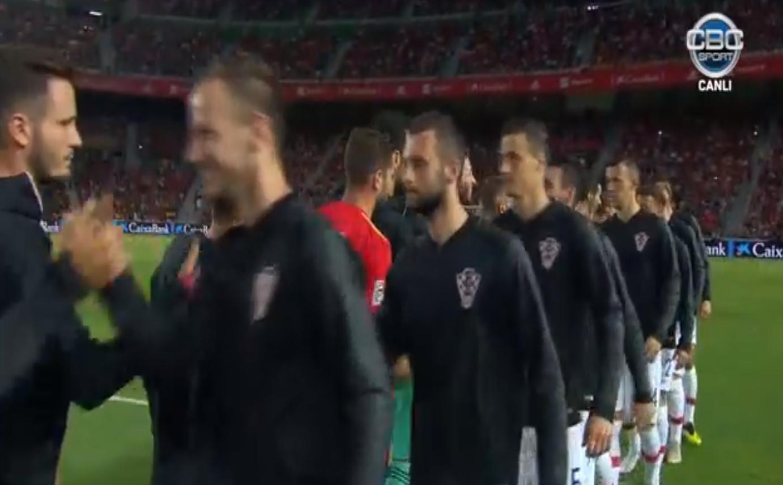 İspanya - Hırvatistan maçı canlı izle