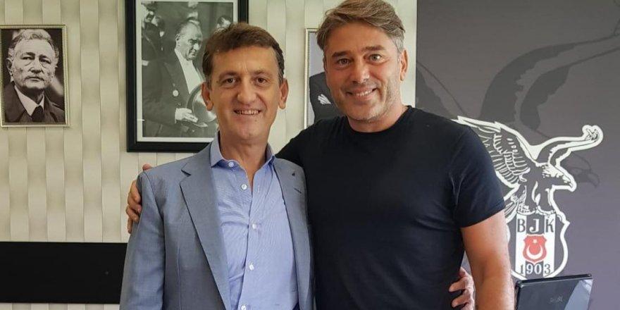 Ünlü oyuncu Beşiktaş'ta ders verecek