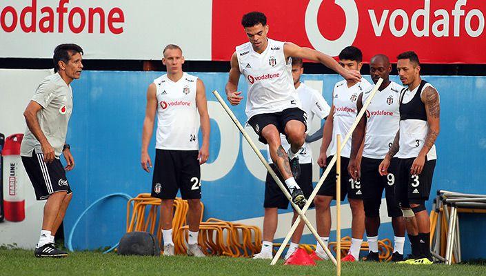 Beşiktaş, Malatyaspor maçı hazırlıklarını sürdürdü