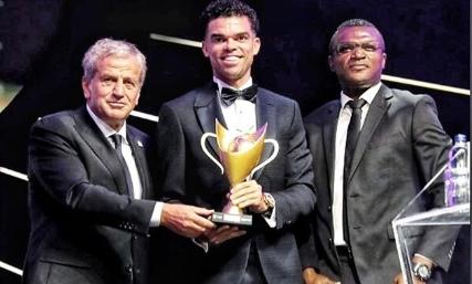 """Pepe: """"En iyi savunucu olarak seçilmiş olmak benim için onur"""""""