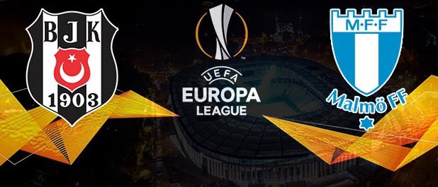 Malmö - Beşiktaş maçı saat kaçta ve hangi kanalda? Yayıncı belli oldu