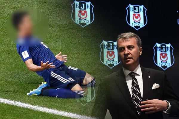 """Beşiktaş'ta """"Japon"""" heyecanı! Transferi 'sponsor üslenecek' iddiası... Peki hangi yıldız oyuncunun adı geçiyor?"""