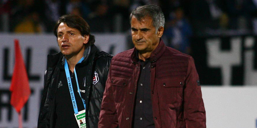 Mourinho ve Guardiola'dan Beşiktaş'a destek