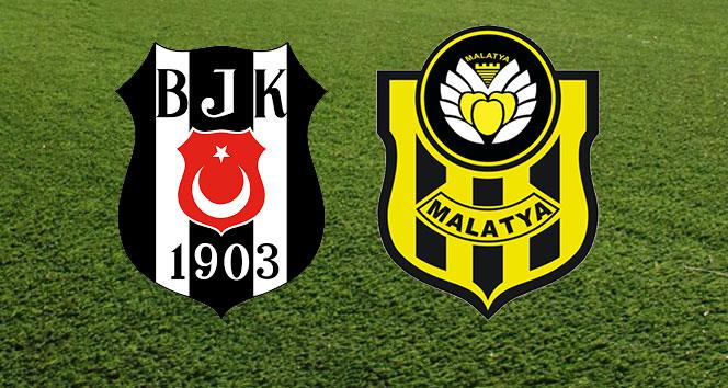 Beşiktaş - Yeni Malatyaspor muhtemel 11'ler