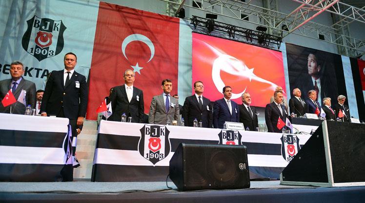 Beşiktaş'ta tüzük değişti! İşte değişen maddeler...