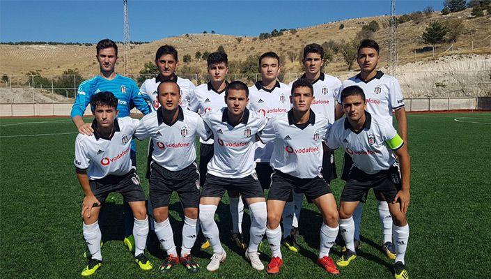 E. Y. Malatyaspor:0 Beşiktaş:0 (U-17)