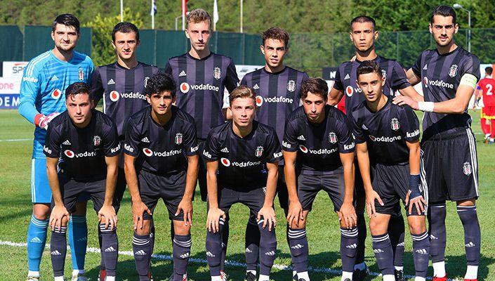 Beşiktaş U-21 Takımından tek gollü galibiyet!
