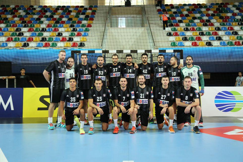 Beşiktaş Mogaz, Şampiyonlar Ligi ilk maçında mağlup!