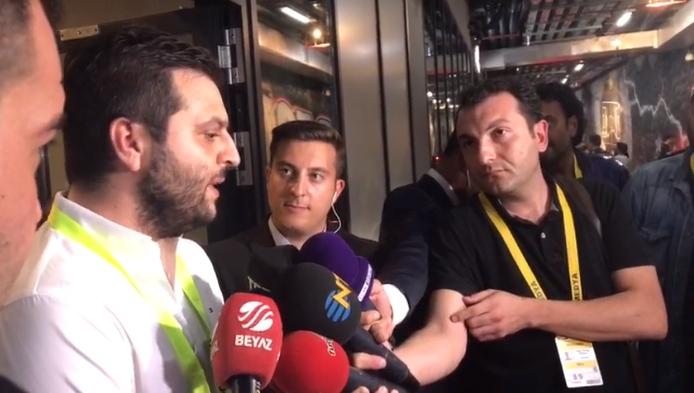 """Candaş Tolga Işık: """"Beşiktaş maçlarındaki hakem performansları artık inanılacak gibi değil"""" (VİDEO)"""