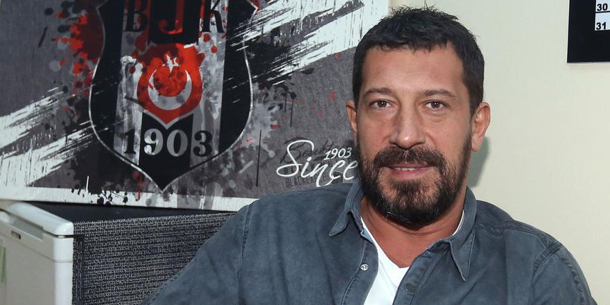 Ufuk Sarıca: ''Beşiktaş'ın karakterinde savaşmak var''