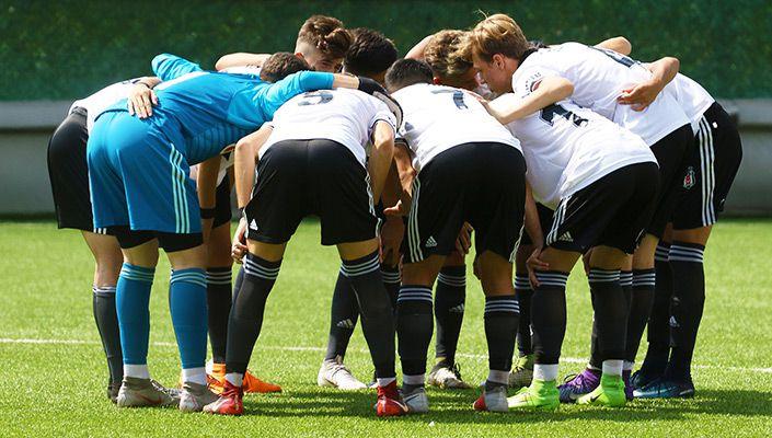 Beşiktaş U-16 Takımı, derbiden mağlup ayrıldı