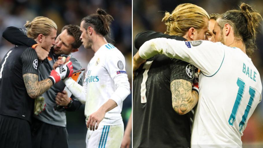 Gareth Bale, Şampiyonlar Ligi finalinin ardından Karius'a ne dediğini açıkladı